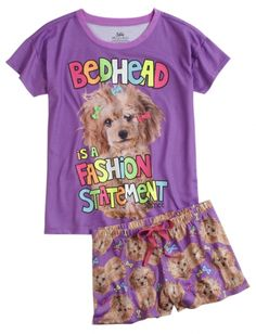 Bedhead Puppy Pajama Set