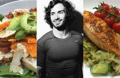 My Week In Food: Joe Wicks Healthy Eating Recipes, Healthy Treats, Healthy Cooking, Cooking Recipes, Healthy Dinners, Diet Recipes, Healthy Food, Joe Wicks Rezepte, Joe Wicks Recipes