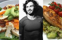 My Week In Food: Joe Wicks