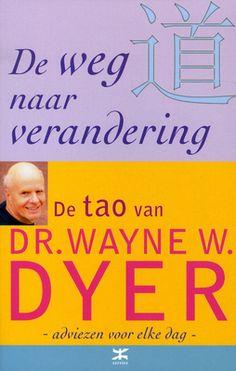 Een zeer vriendelijke mijnheer was deze middag op zoek naar een boek van Dr. Wayne W. Dyer!