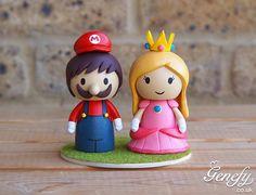 Mario + Princess Peach https://www.facebook.com/genefyplayground