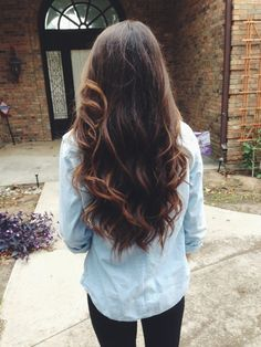 Can't wait for my hair to be this long. I am almost there.
