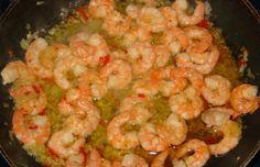 Shrimp in Garlic Sauce Recipe
