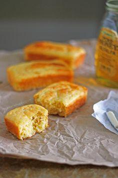 Creamed Corn Cornbread made with Greek Yogurt Like for more