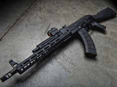 """Follow @gunfeed @slrrifleworks ・・・ http://gunfeed.net Saiga owners, your 7.62 HG's are coming. 11.5"""" No cut outs. (Arsenal Milled w/13.5"""" pictured) 11.5"""" AK HG's coming for all the AK variations as..."""