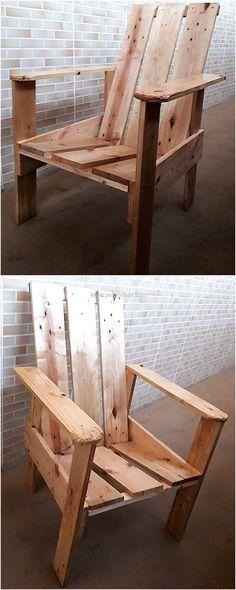 pallet chair 1