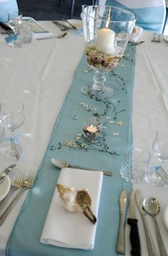 beach theme wedding decorations | Happily Ever After... One Day ...