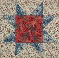 #2 - North Stars - Civil War Quilts