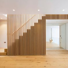 Neil Tomlinson Architects Wins Gold at 2019 London Design Awards for Princes Mews Modern Stairs Architects Awards Design Gold London Mews Neil Princes Tomlinson Wins Stair Railing Design, Home Stairs Design, Stair Decor, Home Room Design, Home Interior Design, Modern Stairs Design, Modern Interior, Stair Idea, Modern Stair Railing