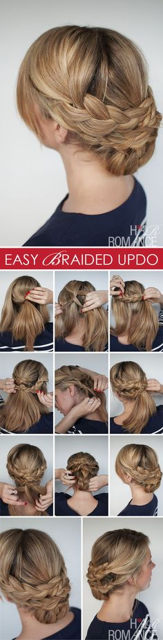 New way to braid your hair!!