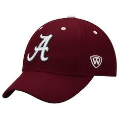 cheaper 0c724 fc48e University of Alabama Hat, Snapback, Crimson Tide Caps