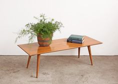 Paul McCobb Coffee Table by OtherTimesVintage on Etsy