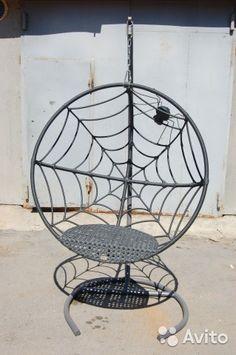 Подвесное кресло — фотография №3