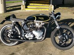 TRITON Motorcycles     by Dave Newbold