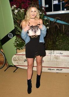 Chloe Lukasiak: Teen Vogue Young Hollywood Party