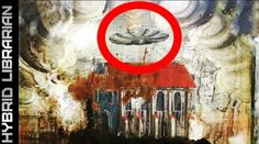 10 Ancient Pictures Of UFOs & Aliens [VIDEO]