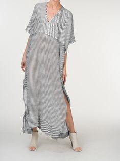 LONG ELIE DRESS