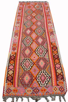 Crazy for Kilim Rugs | The English Room