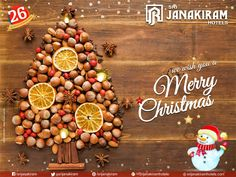 The Magic of Christmas is not in the Presents, But in HIS Presence. May god bless you Joy, Peace and Love on this Christmas!  #Srijanakiram #Christmas #Celebrations #Merry_Christmas