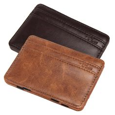 Classic Slim Leather Wallet
