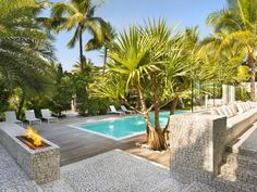 Key Biscayne island estate showcases inviting design