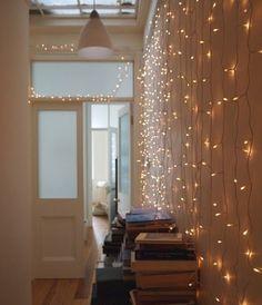 Fairy lights.
