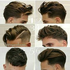 "494 Likes, 4 Comments - Style Men's (@stylemensbr) on Instagram: ""Hair style Do you like? Tag a friend. Follow @stylemensbr  Follow @menshairbr  #barber…"""