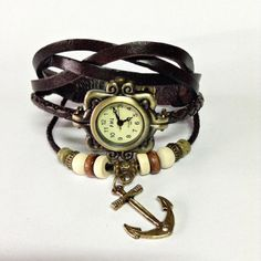 jewels wrap watch watch watches anchor bracelet