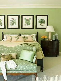 Bedroom Decorating in Green | Mirrored side tables, Faux bamboo and on white bedroom ideas, yellow master bedding, yellow and brown decorating ideas, light yellow bedroom ideas, yellow family room decorating ideas, vintage bedroom ideas, yellow laundry room decorating ideas, yellow blue tan bedroom, master bedrooms hgtv decorating ideas, yellow bedroom ideas for women, yellow girls bedroom ideas, yellow and grey bedroom ideas, yellow bedroom decor, yellow master bed, yellow living room design ideas, yellow beach bedroom ideas, yellow hallway decorating ideas, teenage boys bedroom ideas, yellow baby room decorating ideas, yellow home office decorating ideas,