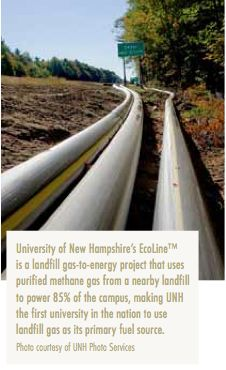 Second Nature and the University of New Hampshire's EcoLine