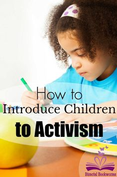 How to Introduce Children to Activism. Practical and every day ways to teach kids how to be involved in social justice. Are you seeking more tips and practical strategies for how to introduce children to activism?  Join our group of open-minded allies and