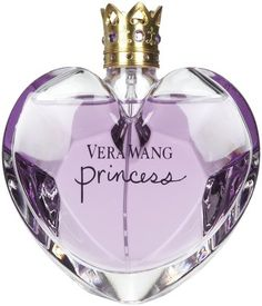 Vera Wang Princess Eau de Toilette - I love this scent! (With apologies to Chanel No. 5)