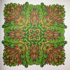 Creatie 2016 19 30 10 Het Enige Echte Mandala Kleurboek Met