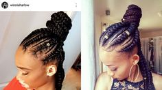 How to Jumbo Braids |Half Up Half Down| Ghana Braids| Feed-In Braids | B...