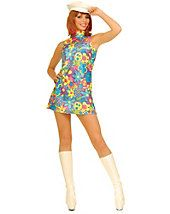Sexy 60s Costumes - Go Go Dancer Costume for Adult