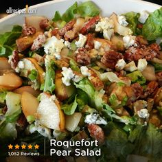 """The best salad I have ever had! I made it for a dinner party and everyone loved it!"""