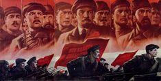 Soviet Propaganda posters  - Patriotic Images