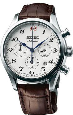 Seiko Presage SRQ019J1 Automatic 60th Anniversary Edition - Keskisen Kello Oy