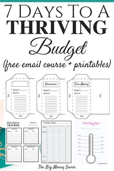 A Beginner's Guide to Making a Budget (for People Who Can