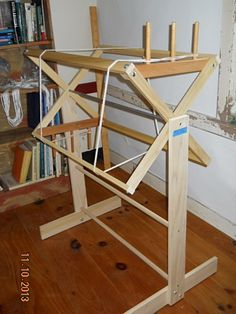 warping mill plans | Weavolution