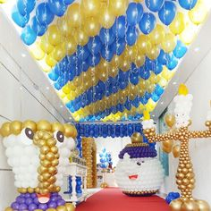 Cura pela alegria Festa é vida! E Jéssica Amanda Mazarella, da Jessica Balões, de Campinas (SP), descobriu isso e hoje distribui felicidade com balões. Alice no pais das maravilhas em balões.