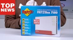 First Look: AVM FritzBox 7580 mit WLAN-ac und Multi-User MI - COMPUTER BILD