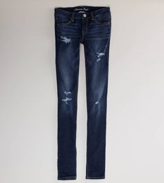 fda033fbb3b American Eagle Outfitters Men's & Women's Clothing, Shoes & Accessories. Destroyed  JeansEagleSkinny ...