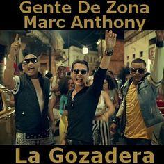 Acordes D Canciones: Gente De Zona - La Gozadera ft. Marc Anthony