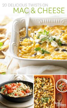 Mac and cheese is a family favorite! Try one of our best recipes tonight: http://www.bhg.com/recipes/casseroles/macaroni-and-cheese-recipes/?socsrc=bhgpin111813macandcheeserecipes