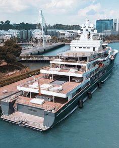 Super Yachts, Lurssen Yachts, Luxury Yachts, Luxury Boats, Assurance Auto, Nice Dream, Deck Boat, Yacht Interior, Cheap Car Insurance