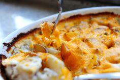 The Perfect Au Gratin Potatoes, by the Pioneer Woman, Looks so Good!!!