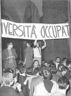 Quanti di voi hanno vissuto l'occupazione del 1968?