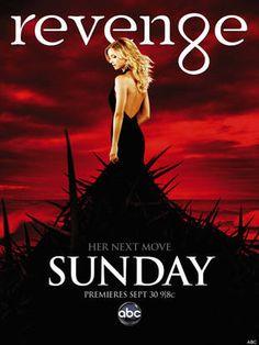 Revenge Season 2 Poster