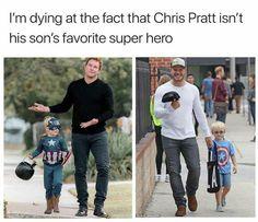 Poor Chris lol